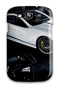 Top Quality Case Cover For Galaxy S3 Case With Nice Lotus Appearance
