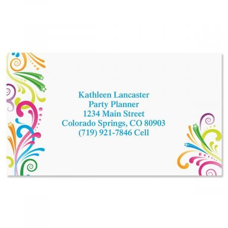 Amazon party spirit business cards set of 250 2 x 3 12 party spirit business cards set of 250 2quot x 3 12 colourmoves