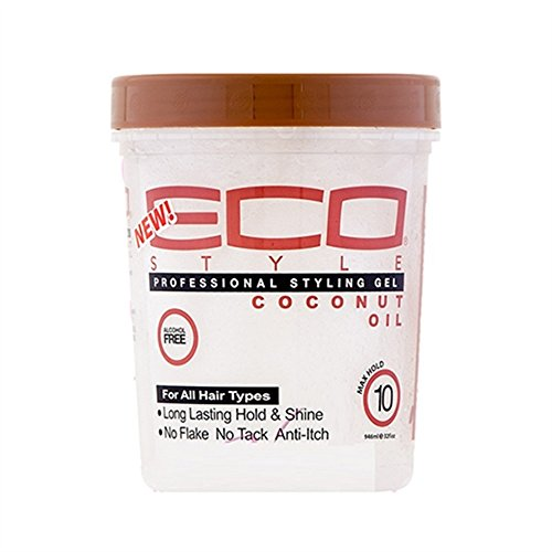 Eco Style Gel Coconut Oil, 32 ()