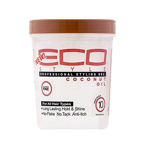 (Eco Style Gel Coconut Oil, 32 Ounce)