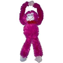 "Plush 12"" Hanging Monkey"