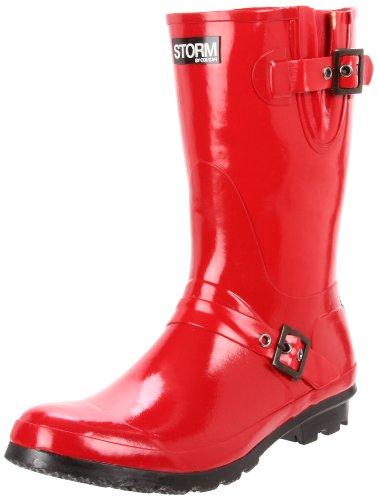 Tempesta Da Pioggia Di Mercurio Donna Cougar Rosso