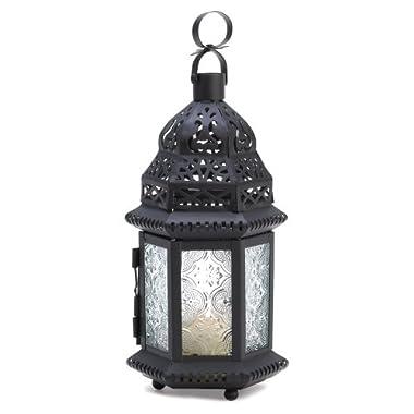 Gifts & Decor Winter Fire Candle Holder Hanging Lantern Garden Light