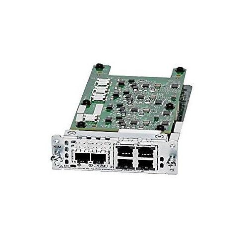 Cisco NIM-2FXS/4FXOP Network Interface Module