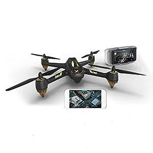 HUBSAN h501A X4 Air Pro Brushless Real de tiempo FPV GPS cuadricóptero 5.8 GHz dron con 1080p Full HD cámara y App control inteligente headless de modo RTH de función failsafe (H501A)