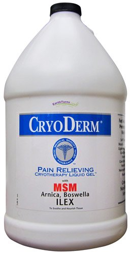 CryoDerm Gel - 128 oz Gallon