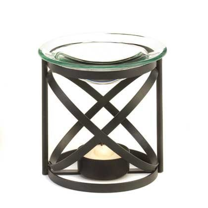 Orbital Oil Warmer by Home Locomotion
