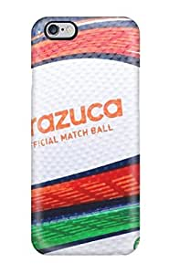 Case Cover For SamSung Galaxy S4 Mini (fifa World Cup 2014 Brazuca Ball Iphone 5)
