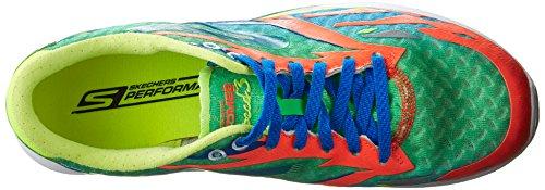 3 de SkechersGo Multicolor Multicolor running Zapatillas mujer Multicolour Speed Meb nOaaqBS