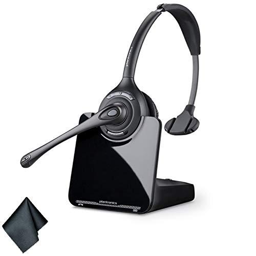 Wireless Headset for Cisco Office Desk Phone - Plantronics CS510 DECT. 6.0 Bundle
