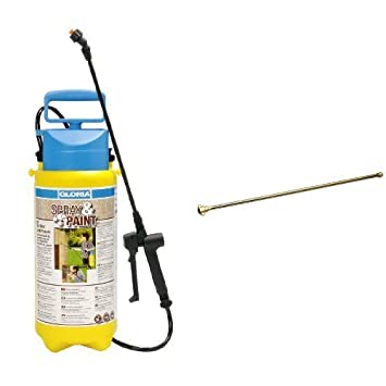GLORIA Drucksprühgerät Spray & Paint 5l 000101.0000