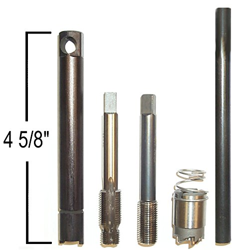 M12 X 1.25 Time-Sert Spark Plug Thread Repair - Spark Shop Hole Plug Repair
