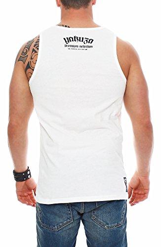 Yakuza Premium Herren T-Shirt Top YPUH-2021