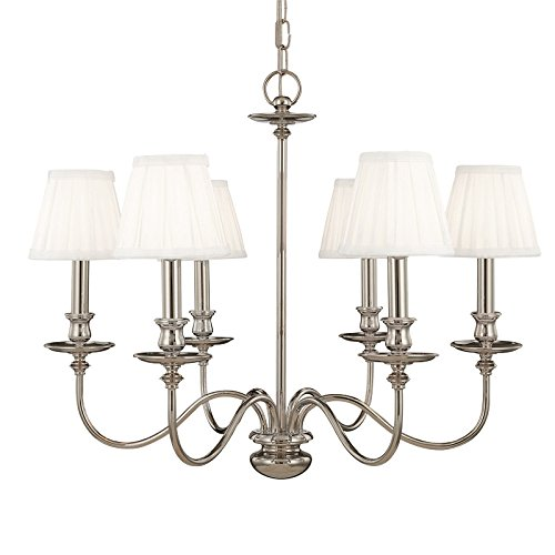 Amazon.com: Chandeliers - Lámpara de techo (6 unidades ...