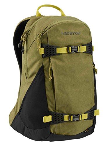 Burton Day Hiker 25L Backpack, Olive Drab Cotton ()