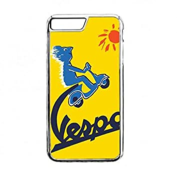 Vespa Brand caja funda,Vespa Logo caja funda Para Apple Iphone 7 ...