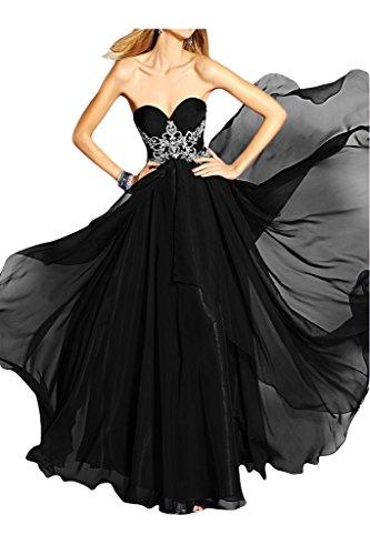 Ivydressing -  Vestito  - linea ad a - Donna nero 42