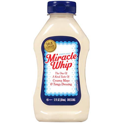 Miracle Whip Original Dressing, 12 fl oz Bottle