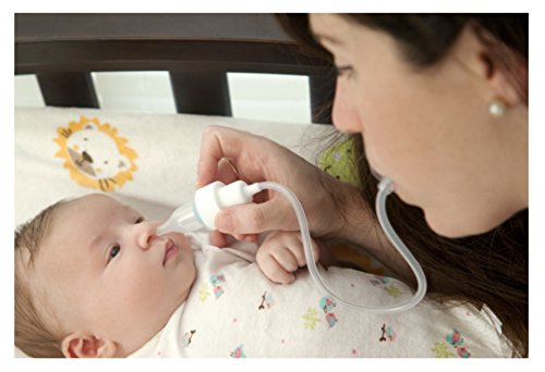Nuby Breathe eez Nasal Aspirator Travel product image