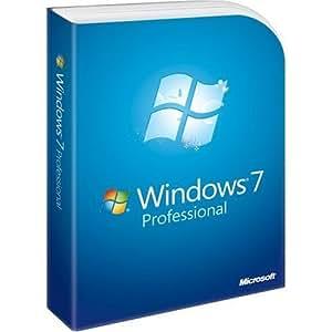 Microsoft Windows 7 Professional [Old Version]