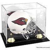 NFL Classic Logo Mini Helmet Display Case NFL