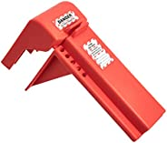 """AmazonCommercial Ball Valve Lockout, For 2"""" - 8"""" Pip"""
