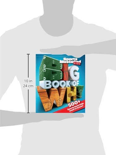 Big Book of WHY Sports (Sports Illustrated Kids Big Books) by Sports Illustrated Kids (Image #2)