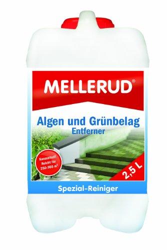 MELLERUD Algen und Grünbelag Entferner 2,5 L 2001000127