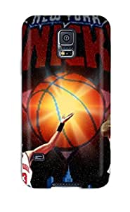 Hot 3788114K856795359 new york knicks basketball nba NBA Sports & Colleges colorful Samsung Galaxy S5 cases
