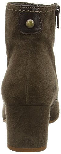 Hudson London Garnett Damen Kurzschaft Stiefel Grey (Taupe)