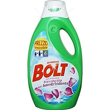 Bolt Detergente Lavadora líquido frescos de suavizante 23 lavados ...