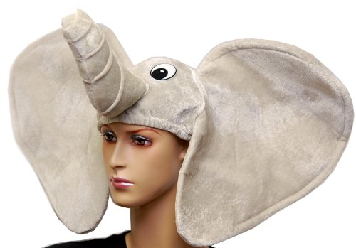 Elephant Head Hat - 9