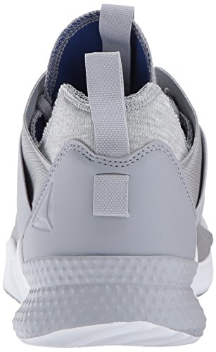 Reebok Womens Guresu 1.0 Scarpe Da Corsa Cool Shadow / White / Deep Cobalt