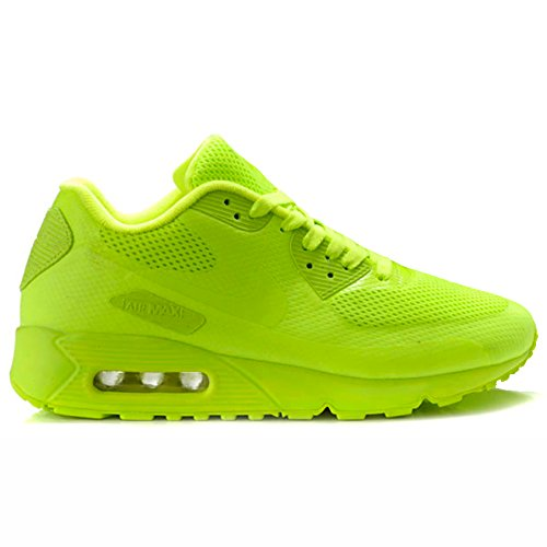 en soldes fd82d 854ab Nike Air max 90 Hyperfuse Homme Fluo 40-45 (43): Amazon.fr ...