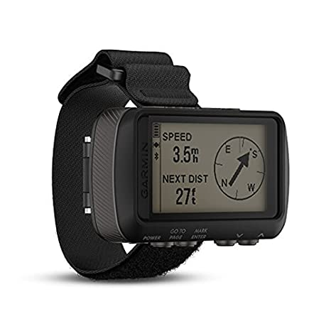 Garmin Foretrex 601 GPS Watch with Compass and Barometric Altimeter