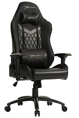 e win gaming chair 4d armrest adjustable