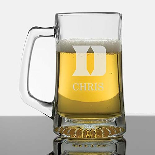 Duke Beer - Duke 25 oz Beer Mug - Logo S by M.LaHart
