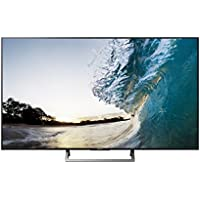 Sony XBR65X850E 65-Inch 4K Ultra HD Smart LED TV (2017 Model) (Certified Refurbished)