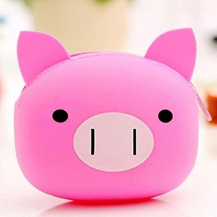 growthci Cute Cartera kawaii niña regalos Cartoon Animal ...