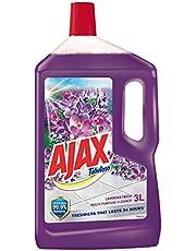 Ajax Fabuloso Floor Cleaner, Lavender Fresh, 3L