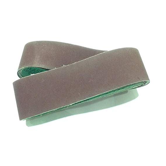 Excel Impex Glass Grinding Belt for bevelling (150 grit)