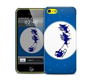 xmas sky iPhone 5c protective phone case