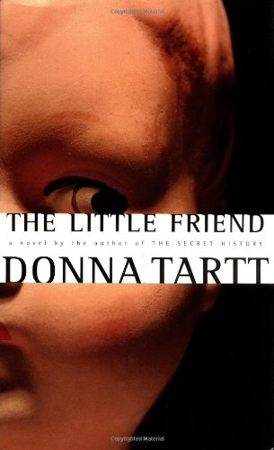 book cover of The Little Friend