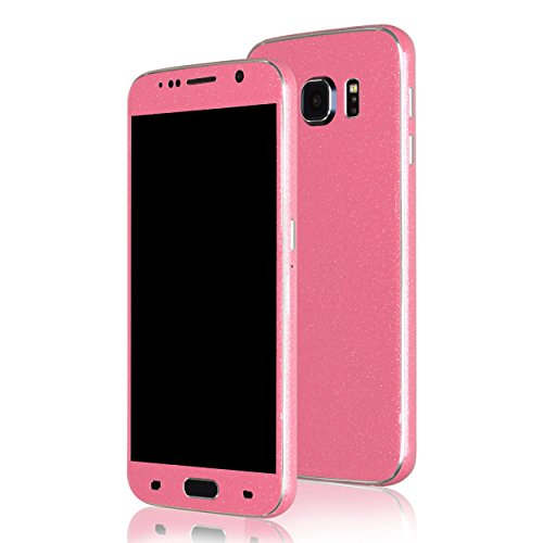 AppSkins Folien-Set Samsung Galaxy S6 Diamond rose