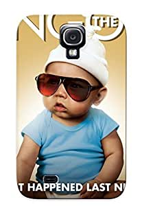 FxTYwYC947NCIcK Tpu Case Skin Protector For Galaxy S4 Hangover Baby With Nice Appearance
