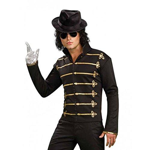 Michael Jackson Costume - Large - Chest Size 46