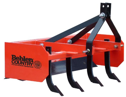 Behlen Country 80111000ORG Sub-Compact Box Blake, 4-Feet by Behlen Country