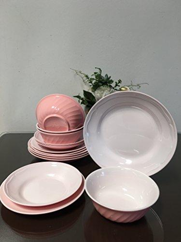 Pink 16 Piece Set - 9
