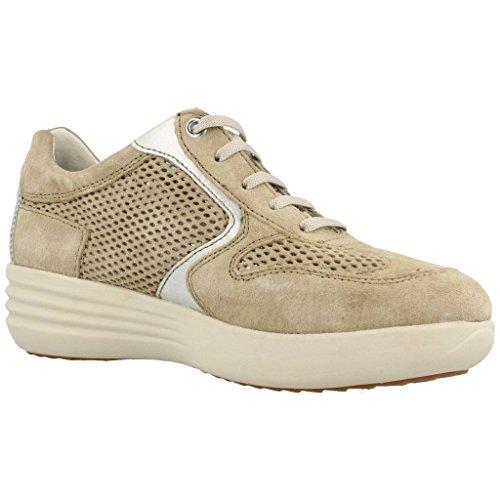 Stonefly Calzado Deportivo Para Mujer, Color Hueso, Marca, Modelo Calzado Deportivo Para Mujer M201 Hueso Hueso