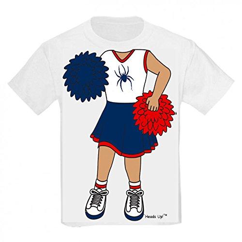 最大の割引 Richmond Spiders Heads Up Richmond。Cheerleaderベビー/幼児用Tシャツ( 2t Spiders ) ) B014EB32VY, 湘南堂POPBOX:17edd390 --- a0267596.xsph.ru